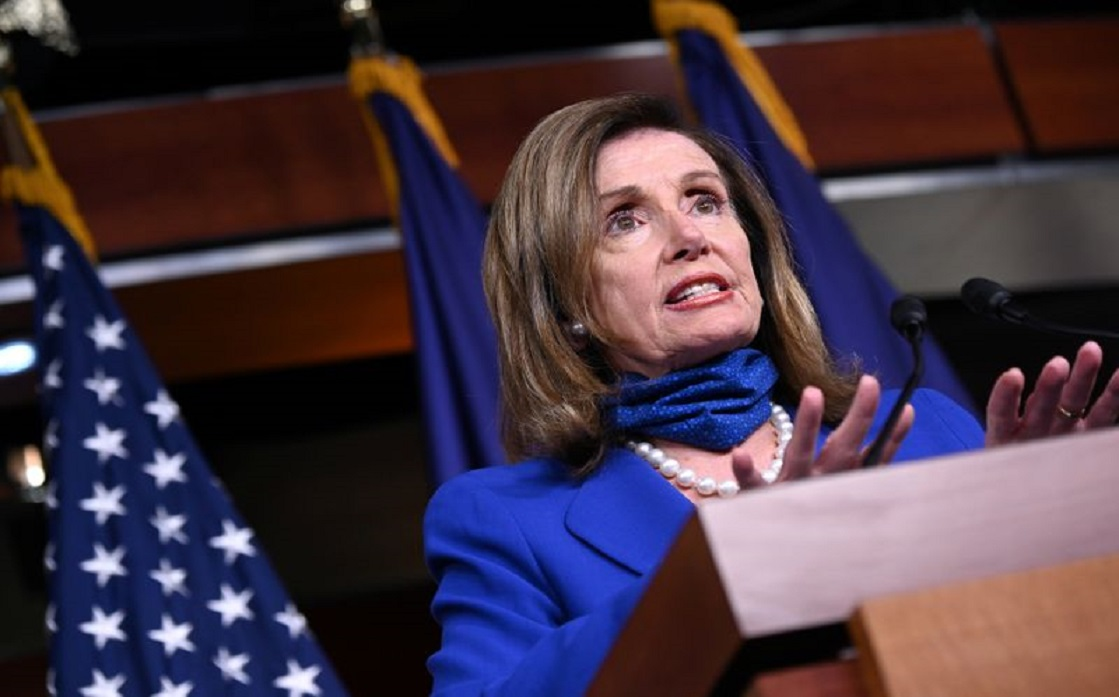 Pelosi strongly criticizes the recent Republican proposal on the stimulus package