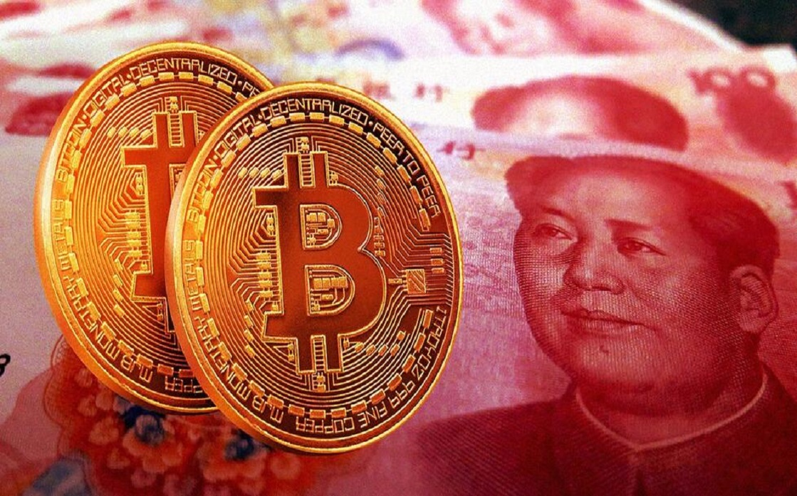 China hits the cryptocurrency market again!