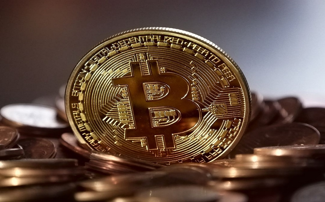 Bitcoin holds the largest share of the cryptocurrency market