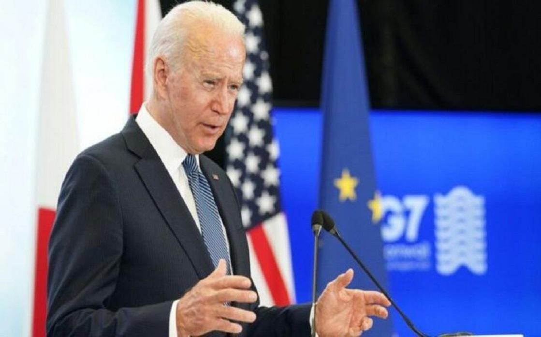 Biden announces agreement on infrastructure spending plan