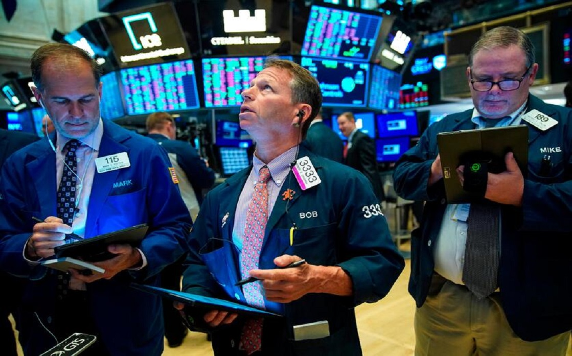 Wall Street closed lower as travel stocks hit a jump in coronavirus infections