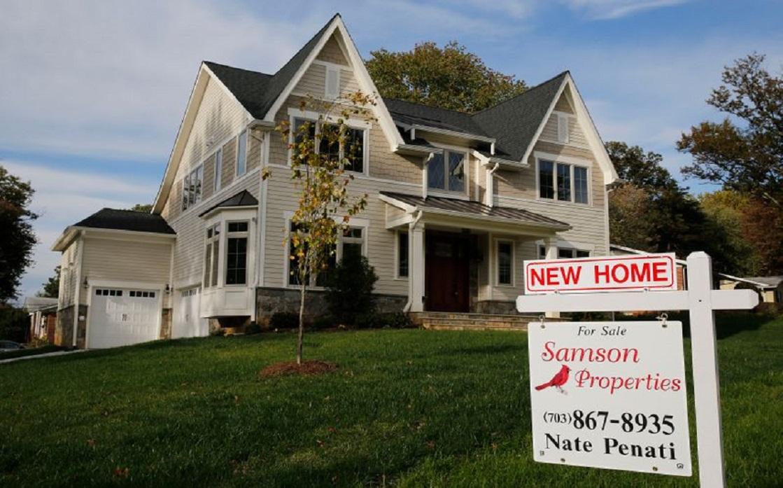 تراجع مبيعات المنازل الأمريكية الجديدة للشهر الثالث في ديسمبر