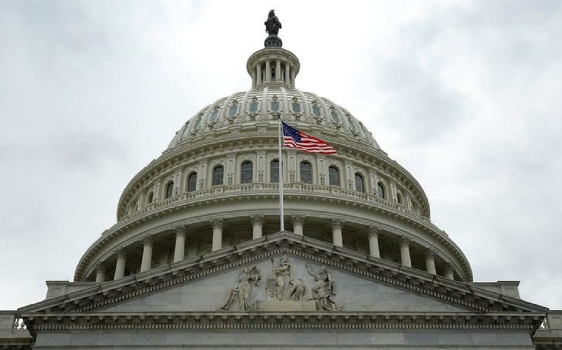 When will the House of Representatives pass the American stimulus package law?