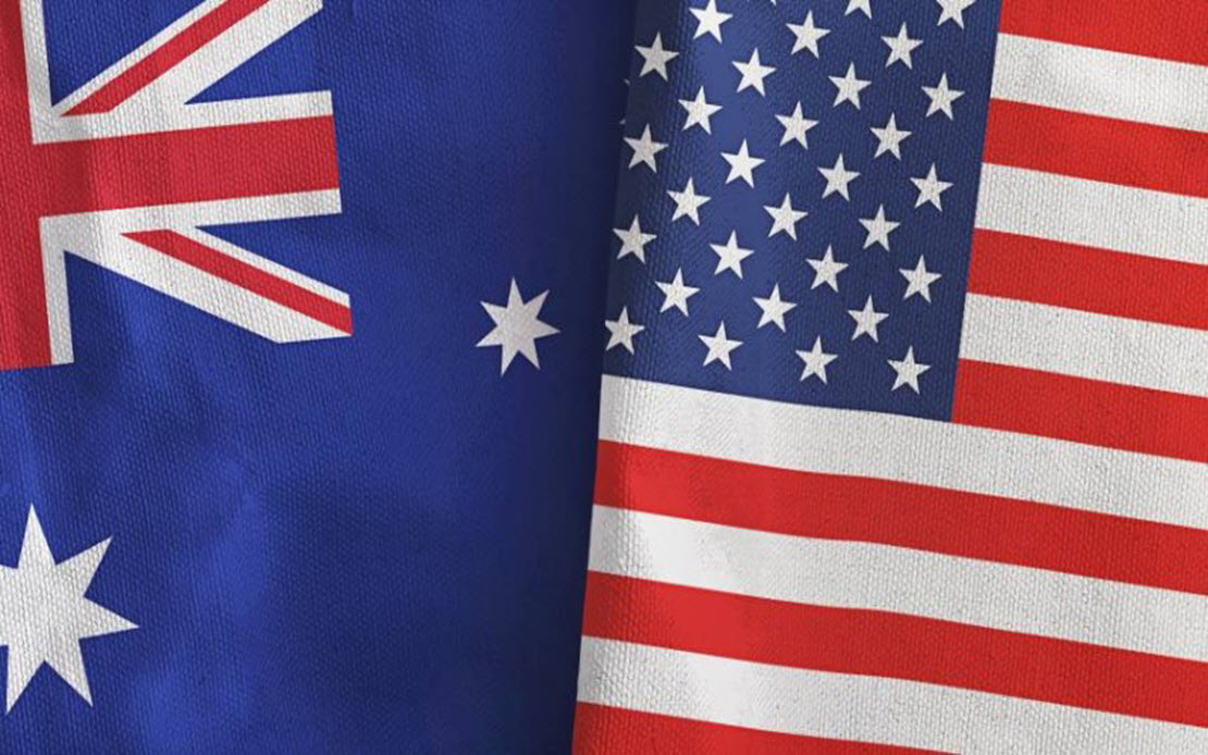 Australia and America on Top - the most important data from 5 - 9 July 2021