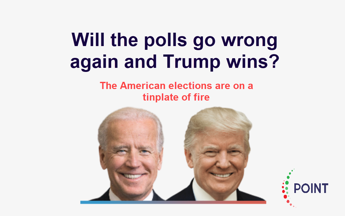Will the polls go wrong again and Trump wins?