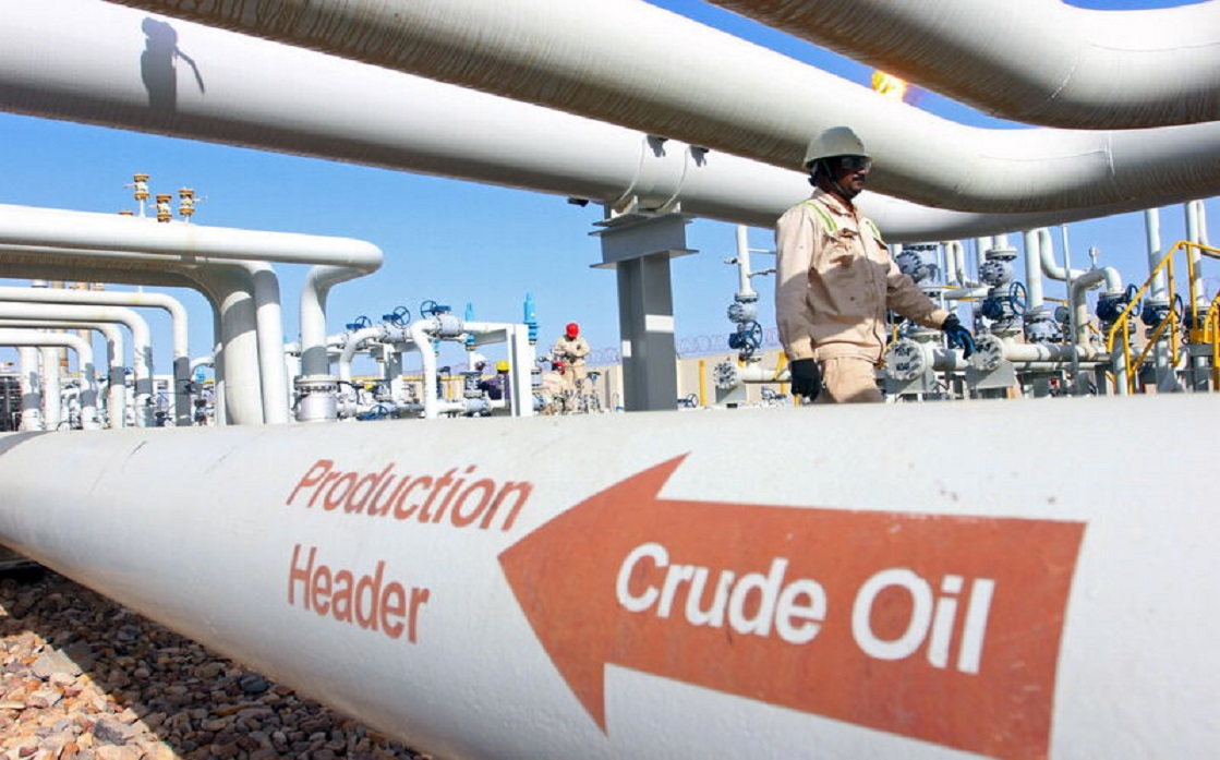 Oil inventories rise by 501 thousand barrels