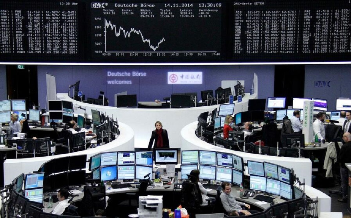 European stock market closes stable, heading for a seventh month of gains