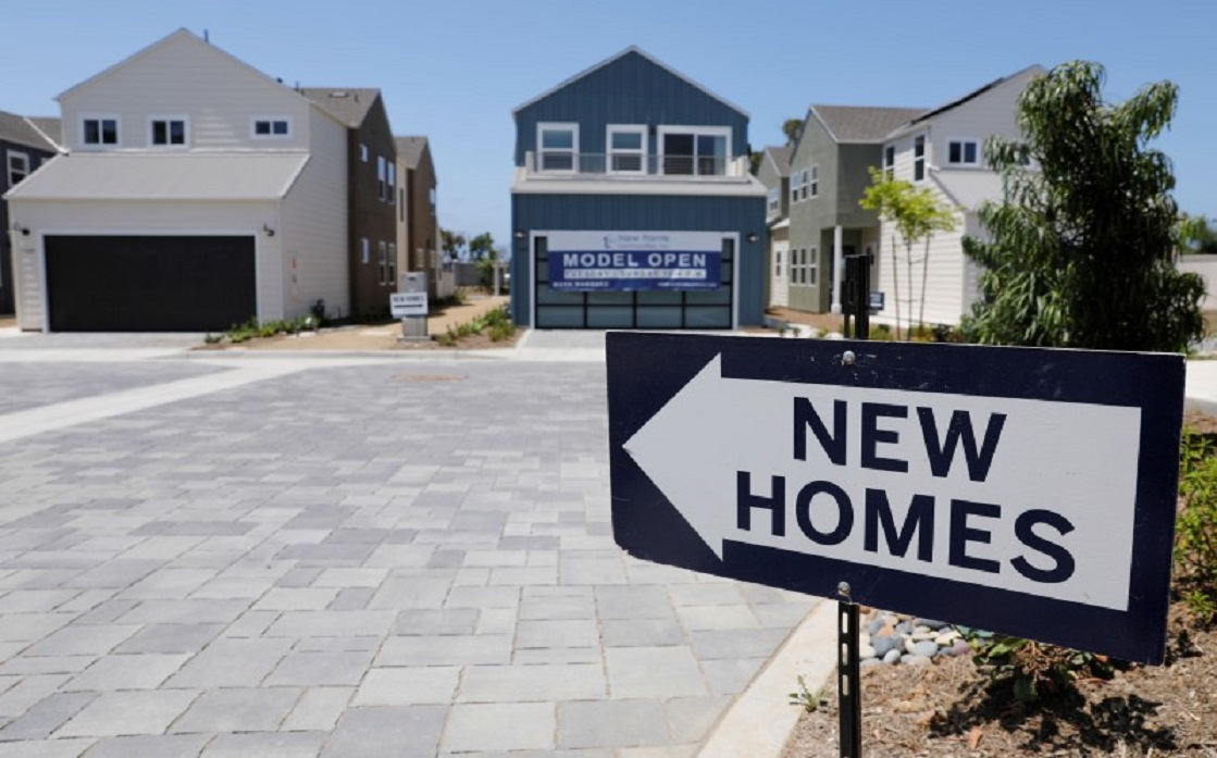 US home sales jump to the highest in nearly two years