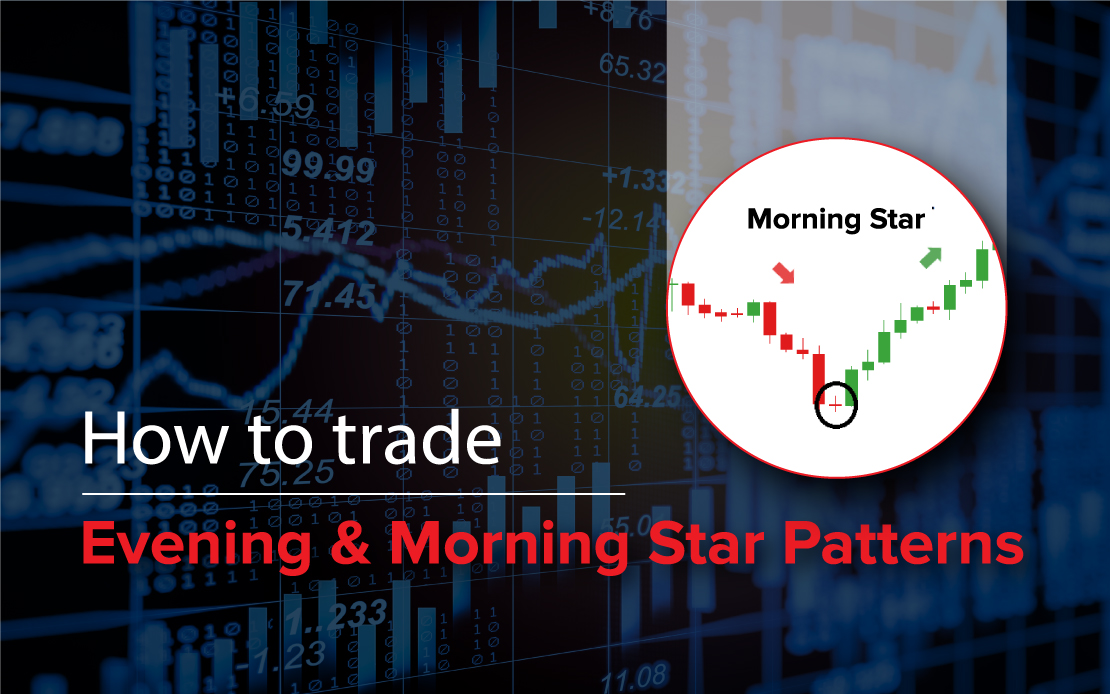 How to trade Morning and Evening Star Patterns