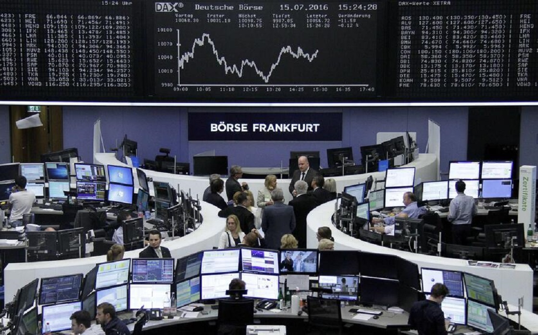 أسهم أوروبا تغلق منخفضة بعد تباطؤ التحفيز كما كان متوقعا
