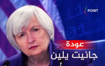 عودة-جانيت-يلين-رئيسة-الاحتياطي-الفيدرالي-السابقة-2021-01-21