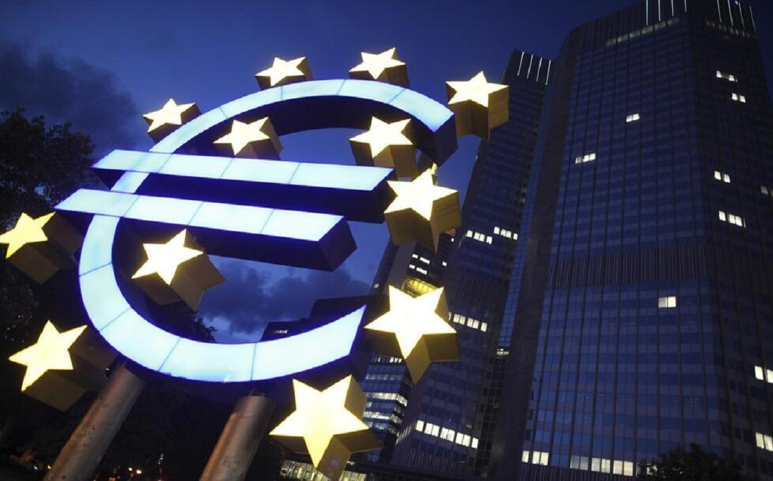 A technical recession is confirmed as the eurozone economy shrinks